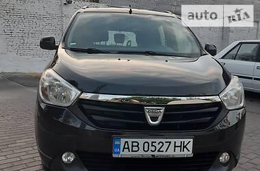 Dacia Lodgy 2012 в Виннице
