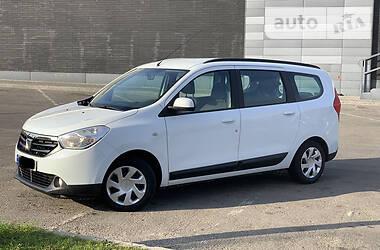 Универсал Dacia Lodgy 2013 в Днепре