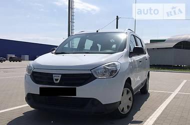 Минивэн Dacia Lodgy 2014 в Сумах