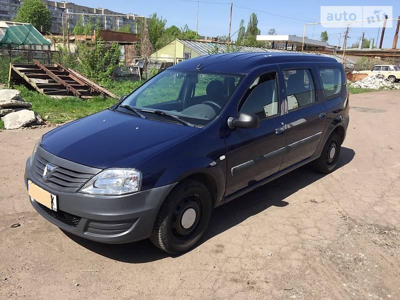 Dacia Logan MCV 2012 в Сумах