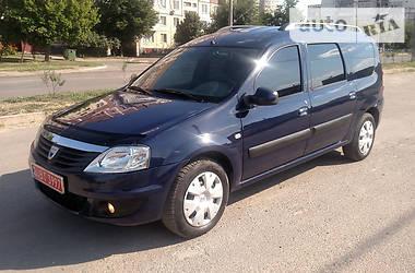 Dacia Logan MCV 2011 в Днепре