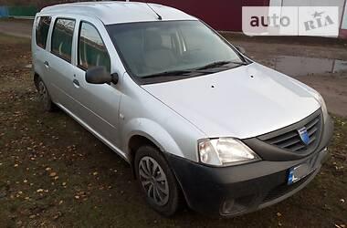Dacia Logan MCV 2007 в Чернигове