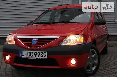 Dacia Logan MCV 2007 в Дрогобыче
