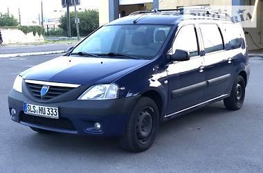 Dacia Logan MCV 2008 в Луцке
