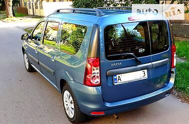 Dacia Logan MCV 2009 в Кривом Роге