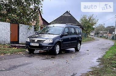 Dacia Logan MCV 2009 в Лохвице
