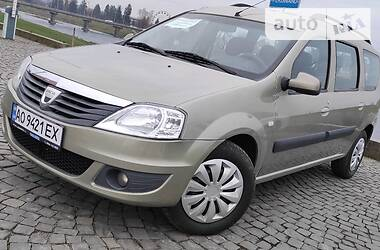 Dacia Logan MCV 2009 в Мукачевому