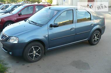 Dacia Logan 2007 в Полтаве