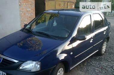 Dacia Logan 2007 в Ромнах