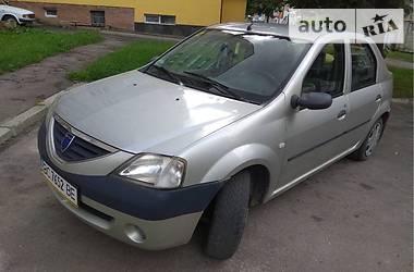 Dacia Logan 2005 в Трускавце