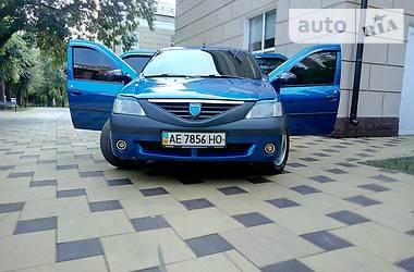 Dacia Logan 2007 в Кривом Роге