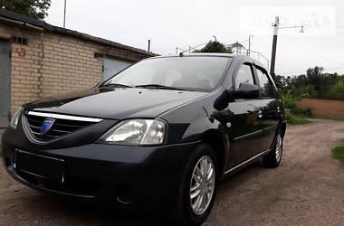 Dacia Logan 2007 в Марганце