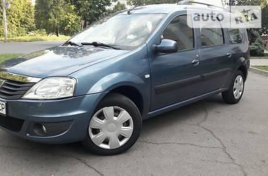 Dacia Logan 2012 в Полтаве