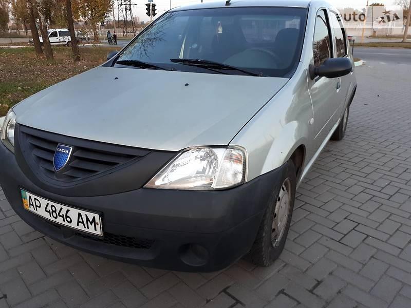 Dacia Logan 2006 года в Запорожье