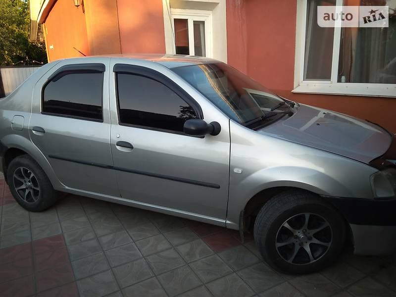 Dacia Logan 2006 года в Виннице