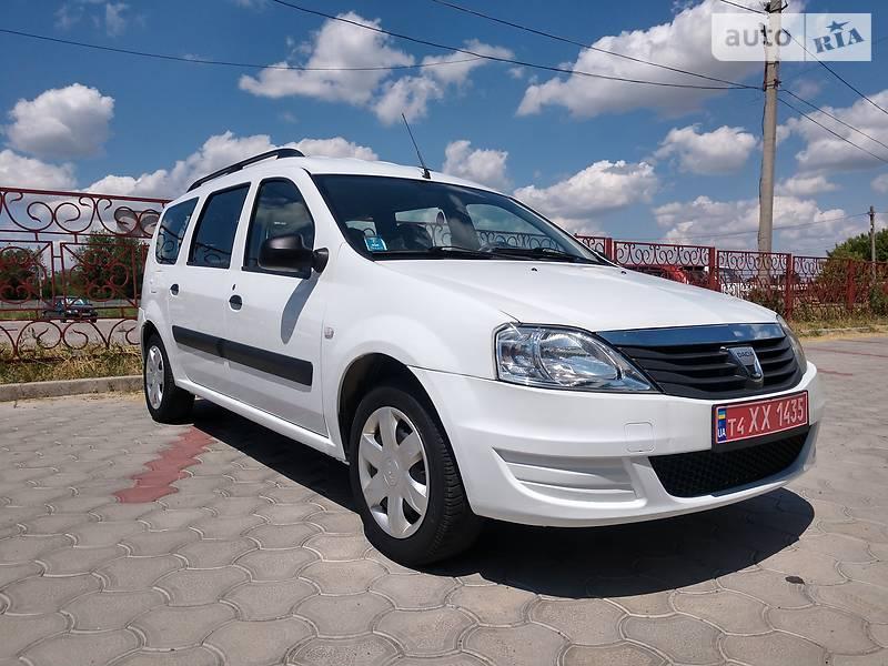 Dacia Logan 2009 года в Днепре (Днепропетровске)