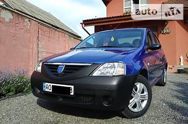 Dacia Logan 2008 в Хусте