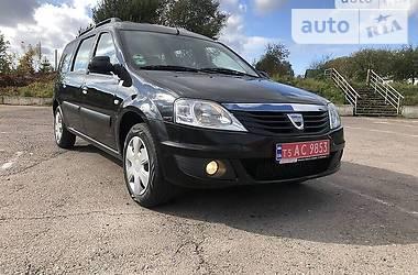 Dacia Logan 2009 в Херсоні