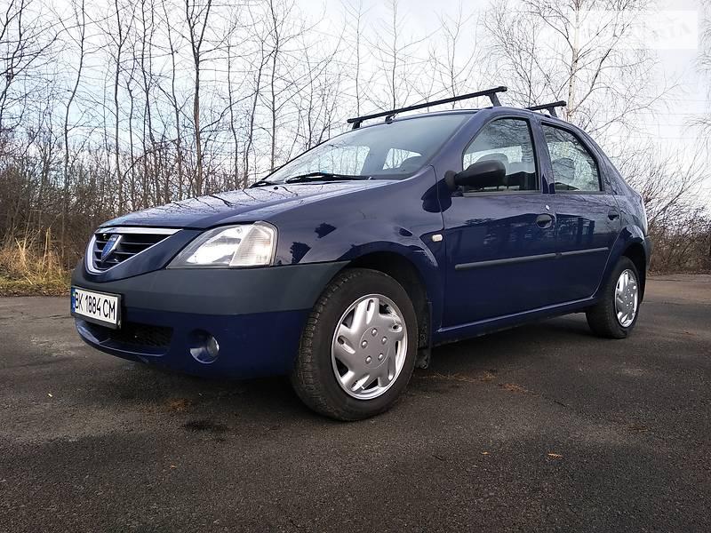 Dacia Logan 2007 в Ровно