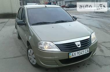 Dacia Logan 2008 в Харькове