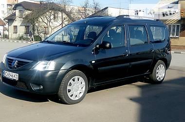Dacia Logan 2008 в Стрые