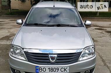 Dacia Logan 2012 в Тернополе