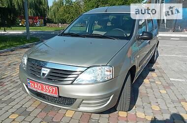 Dacia Logan 2012 в Луцке