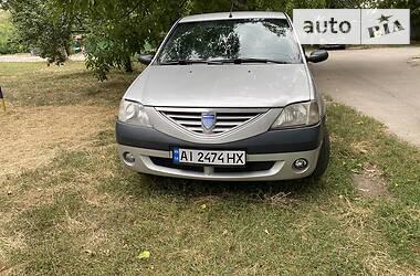 Dacia Logan 2007 в Переяславе-Хмельницком