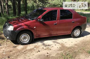 Седан Dacia Logan 2006 в Северодонецке
