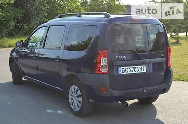 Универсал Dacia Logan 2007 в Львове