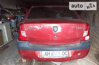Седан Dacia Logan 2008 в Славянске