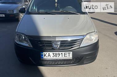 Седан Dacia Logan 2008 в Киеве