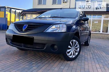 Седан Dacia Logan 2005 в Киеве
