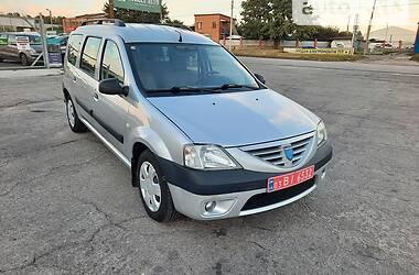 Универсал Dacia Logan 2008 в Полтаве