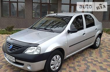 Седан Dacia Logan 2007 в Умани