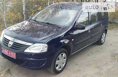 Универсал Dacia Logan 2012 в Ровно