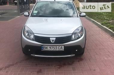 Dacia Sandero StepWay 2011 в Ровно