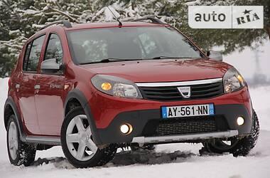 Dacia Sandero StepWay 2010 в Дрогобыче