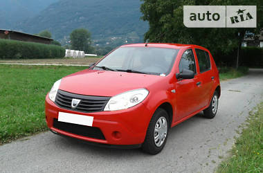 Dacia Sandero 1.2 2011