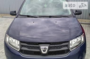 Dacia Sandero 2013 в Львове