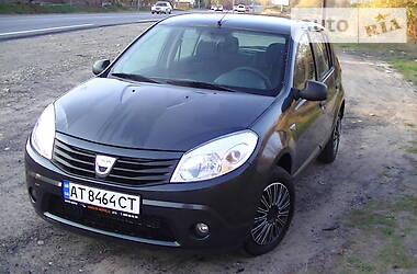 Dacia Sandero 2009 в Ивано-Франковске
