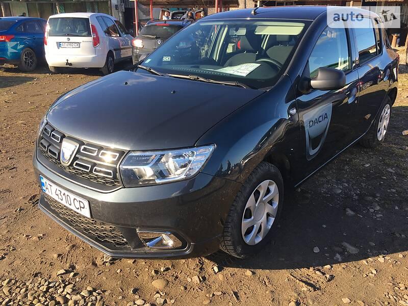 Dacia Sandero 2017 в Ивано-Франковске