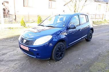 Dacia Sandero 2009 в Дубно