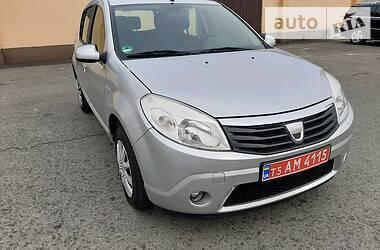 Dacia Sandero 2011 в Киеве