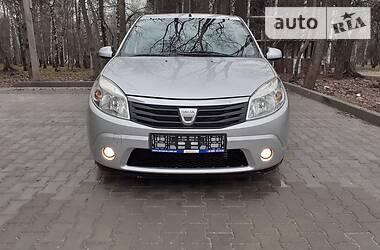 Dacia Sandero 2008 в Тернополе