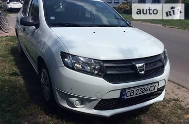 Хетчбек Dacia Sandero 2013 в Чернігові