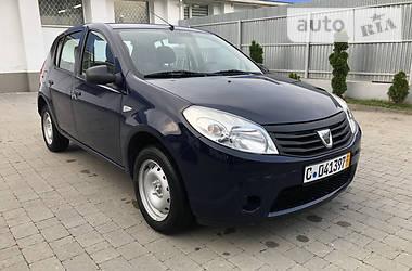 Хетчбек Dacia Sandero 2012 в Бродах