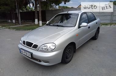 Daewoo Lanos 1.5 SE GBO-4 2004