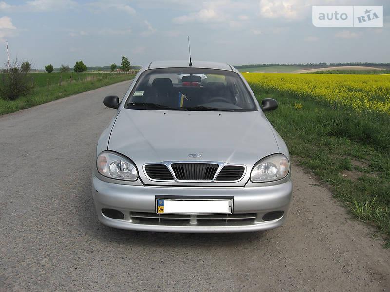 Daewoo Lanos 2004 в Тернополі