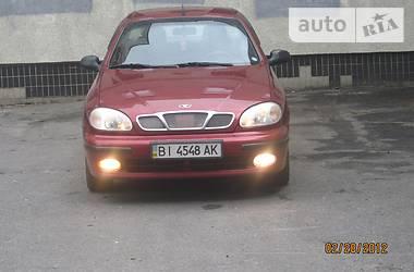 Daewoo Lanos 2002 в Полтаве